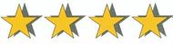 Bewertung Leistungen 4 stars