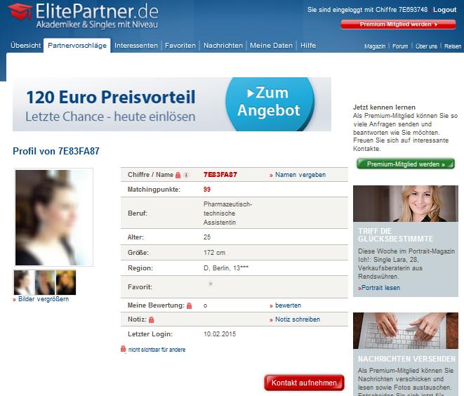 elitepartner mitglieder Neu-Isenburg