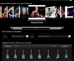 screen thomann Guitarlab