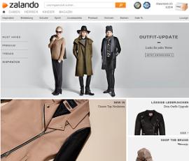Mode-shop Zalando