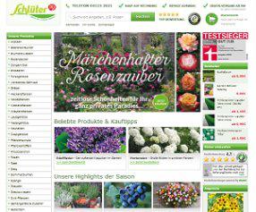 Garten Schlueter screenshot