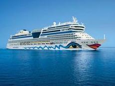 Kreuzfahrt-Schiff AIDAblu