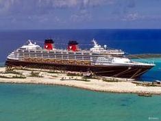Kreuzfahrt-Schiff Disney Magic