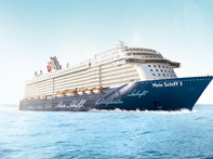 Kreuzfahrt-Schiff Mein Schiff 3
