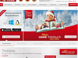 Fotobuch-Anbieter CEWE