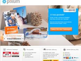 Fotobuch-Anbieter Pixum