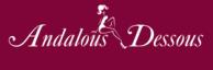 Online lingerie Andalous-dessous logo