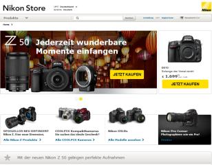 Nikon-store
