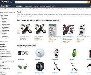 golf shops im vergleich die besten online golfshops im test. Black Bedroom Furniture Sets. Home Design Ideas